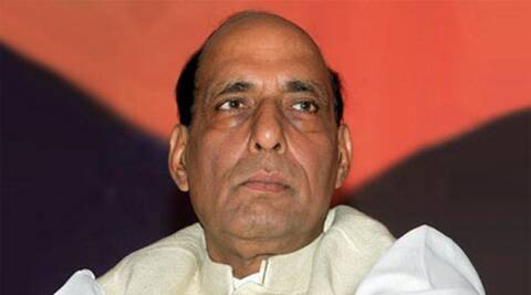 Home Minister Rajnath Singh, while reviewing the Centre- State division of the MHA, also suggested the state police forces to involve a professional body to help them develop capacity to fight cyber crime.  (Source: Reuters)