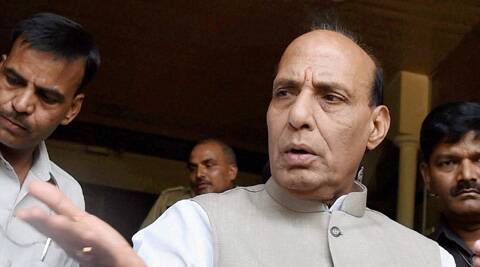 Rajnath Singh holds high-level meet on civil services exam row