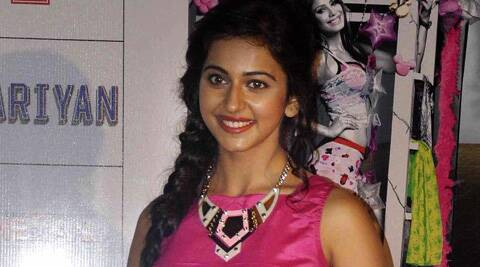 Rakul said that two robbers made away with her valuable possessions.