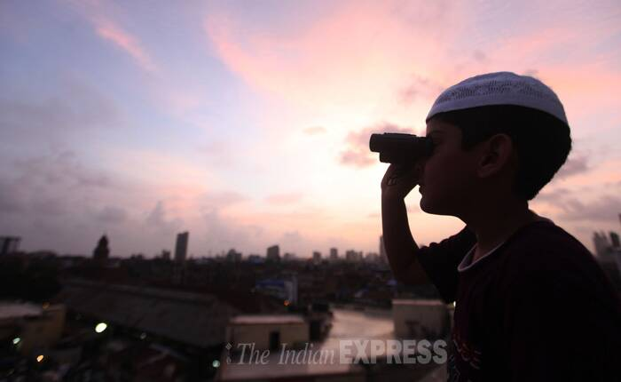 In India, Ramzan begins from Monday
