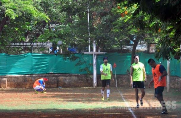 Football fever grips Bollywood: Ranbir, Raj Kundra, Dino Morea's perfect Sunday game