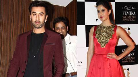 "Reacting to reports that he and Katrina may tie a knot in 2015, Ranbir Kapoor said, ""I am not thinking of marriage...I am married to films. I am not getting married this year or next year."""