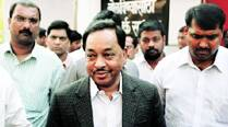 Maharashtra industries minister Narayan Rane quits Chavan's government
