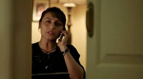 Mardaani's first official trailer was launched today on June 24 in Mumbai.