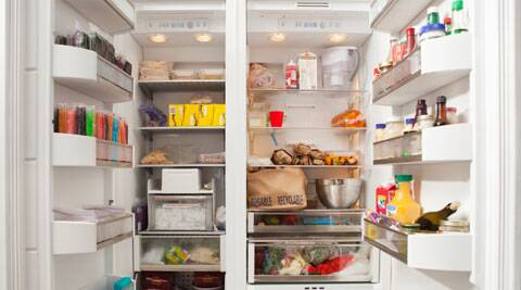 Keep the items you use most at the front of the fridge | Source: Thinkstock Images