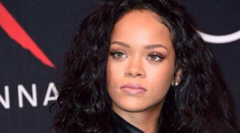 A homeless man was arrested in New York for stalking and harassing R&B star Rihanna.