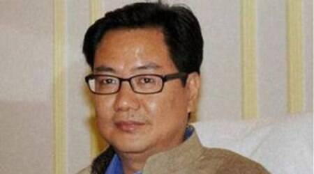 Government to give befitting reply Hafiz Saeed's threat: Rijiju