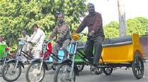 Rs 800 cr allocated since 2012, but UP yet to roll out free batteryrickshaws