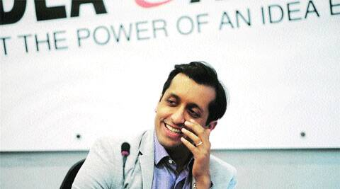 India Market Director of Twitter Rishi Jaitly