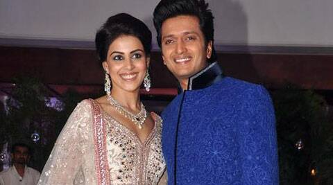 Riteish Deshmukh is a cricket fan, but wife Genelia, who's expecting their first baby, loves football.