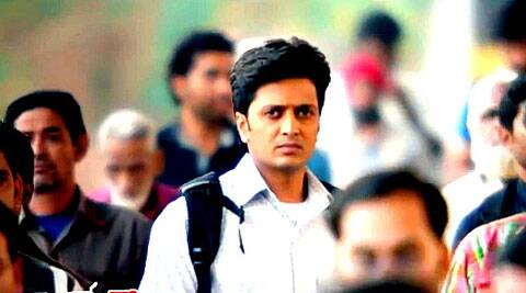 """Genelia always tells me to do a negative role or a darker shade,"" says Riteish Deshmukh."