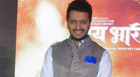 Ritesh Deshmukh says that he would love to direct a film in the future.