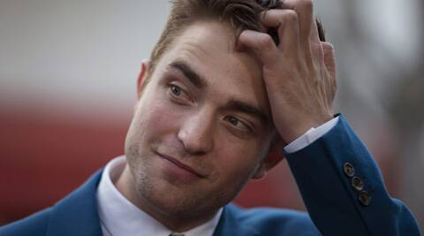 """Once I got through... I just accepted my life is something else,"" Robert Pattinson said."