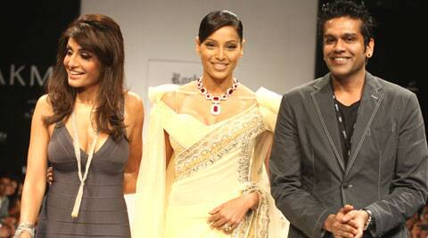 Rocky S To Design For Indian Beauties At International Pageants Lifestyle News The Indian Express