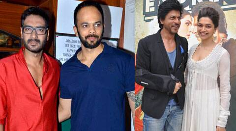 """I don't have a wish list of actors. I am happy working with Ajay and Shah Rukh only. But it all depends on the subject and if I feel there is a particular actor who will suit a film, then definitely I will work with that actor,"" Rohit Shetty told PTI."