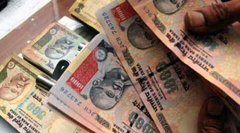 Earlier, the rupee resumed sharply lower at 61.29 as against the last closing level of 61.08 at the Interbank Foreign Exchange (Forex) Market. (Reuters)