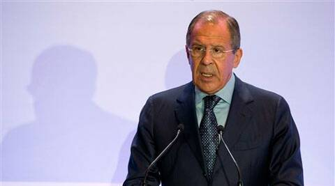 Lavrov said that Russia hopes that the humanitarian direction of our initiative will be correctly received by the UN Security Council. (Pic Source: AP)