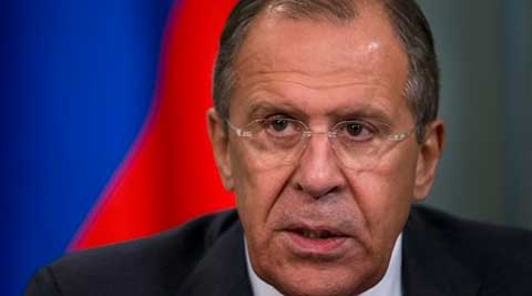 Lavrov spoke after yesterday's European Union summit, which decided not to immediately impose new sanctions on Russia for destabilising eastern Ukraine.