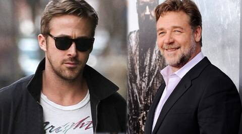 Russell Crowe and Ryan Gosling are set to star in Shane Black's 'The Nice Guys'.