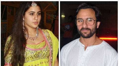 Saif says his daughter is a huge fan of Parineeti Chopra.