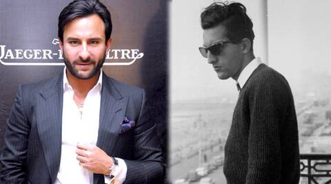 "Saif said, ""He (Mansoor Ali Khan Pataudi) was like a prince, dignified and very down to earth person."""