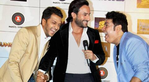 "In ""Humshakals"", Saif plays three different characters, all named Ashok."