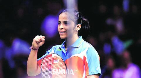 Saina Nehwal had beaten a Chinese opponent only once during a barren 2013.