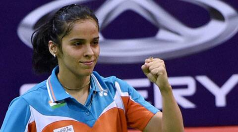 Saina found it easy