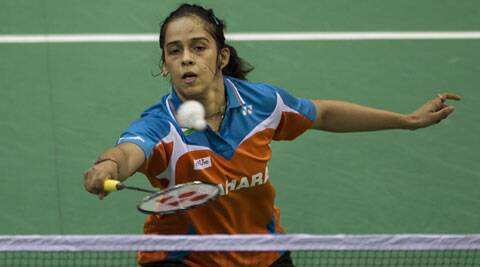 Saina defeated Porntip 21-15 21-10. (Source: PTI File)