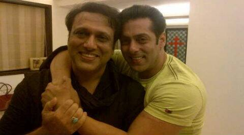 Salman Khan first tweeted to his fans asking them to help in convincing funnyman Govinda.