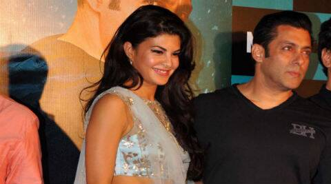 Salman Khan seems to have taken a big-time shine to Jacqueline Fernandez.