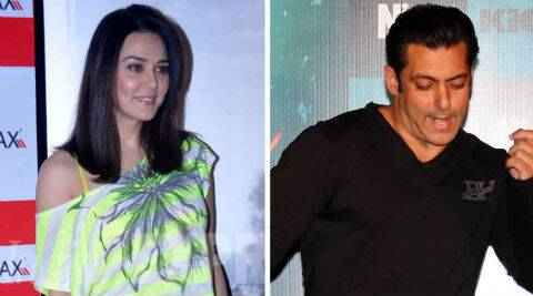 Salman Khan did reach out to Preity Zinta to inquire about her well-being.