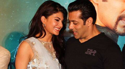 Salman Khan and Jaqueline Fernandez apparently hit it off while shooting for 'Kick'.