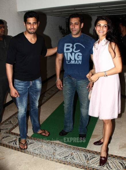 Villains Sidharth, Riteish party with 'Devil' Salman Khan