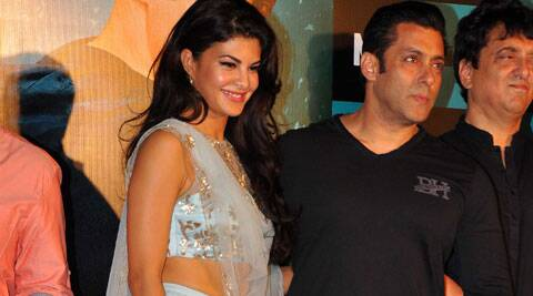 """""""There is one actress whom I love a lot and that is Zeenat Aman and I feel Jacqueline is the one who will reach that stardom,"""" Salman Khan told reporters at the trailer launch of """"Kick""""."""