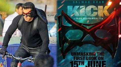 Salman Khan's 'Kick' sneak peak seems to be inspired by Hrithik Roshan's 'Krrish'.