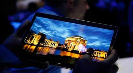 samsung top tablet player in India