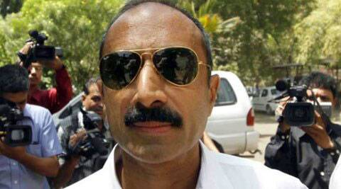 IPS officer Sanjiv Bhatt. (Source: Indian Express)