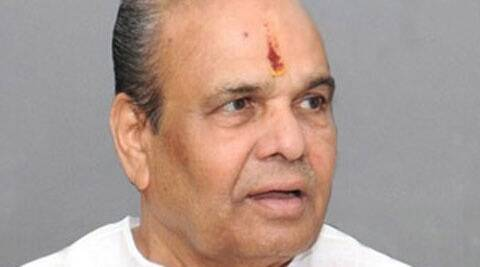 Maharashtra Governor K Sankaranarayanan was shunted out to Mizoram. ( Source: PTI )