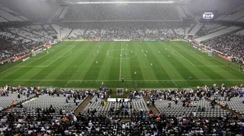 Brazil will play their opener in yet-to-be completed Sao Paulo stadium. (Source: AP)