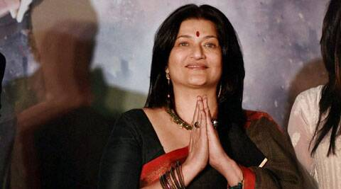 """I said yes to be part of 'Yudh' because of Mr Bachchan,"" said Sarika."