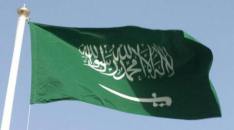 Saudi Arabia flag. (Source: Reuters)