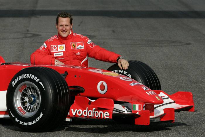 Schumacher, who debuted in 1991 with Jordan, earned universal acclaim for his uncommon and sometimes ruthless driving talent, which led to a record 91 race wins. He retired from F1 racing in 2012 after an unmatched seven world titles. He had stints with teams like Jordan, Benetton, Ferrari and Mercedes. (Source: Reuters)