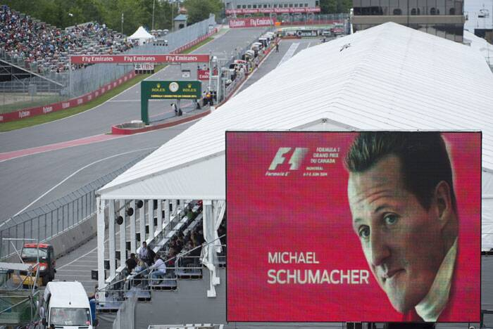 Michael Schumacher, in 2002 created a record by finishing on the podium in all the races and the champion has been considered as the best driver the world has seen by the official Formula One website. (Source: Reuters)