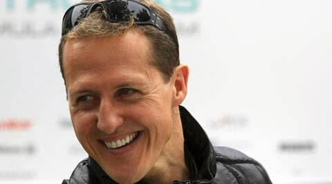 Schumacher's management said Monday that the documents had been stolen and were being offered for sale. (Source: Reuters File)