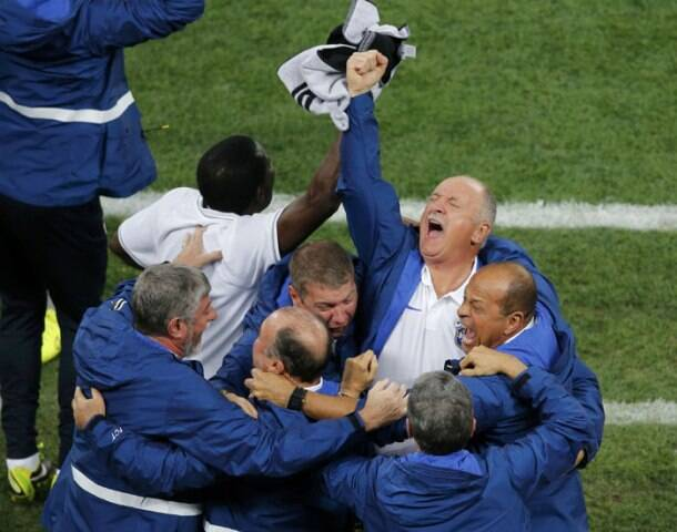 FIFA World Cup: It's that man Neymar, again