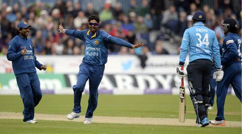The issue of illegal bowling actions came to the fore recently when Sri Lankan off-spinner Sachithra Senanayake was reported for using an illegal action during the series against England. (Source: Reuters)