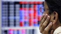 Sensex plunges 340 pts on global cues; Infosys climbs6.68%