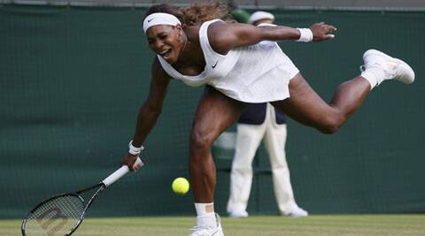 This is Serena's earliest exit from Wimbledon since 2005. (Source: Reuters)