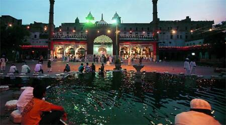 ASI began the renovation work at Fatehpuri Masjid in 2011. (Express Photo:  AMit Mehra)